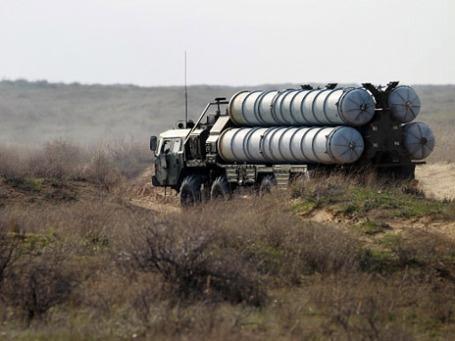 Зенитно-ракетный комплекс С-300. Фото: РИА Новости