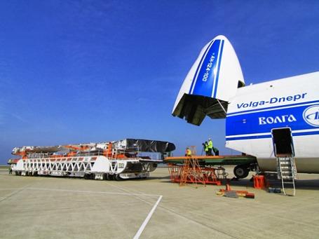 Фото предоставлено пресс-службой авиакомпании «Волга-Днепр»