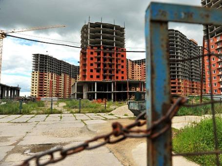 Строительная площадка. Фото: РИА Новости
