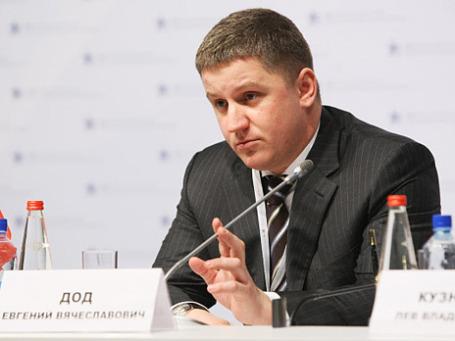 Председатель правления ОАО «РусГидро» Евгений Дод. Фото: РИА Новости