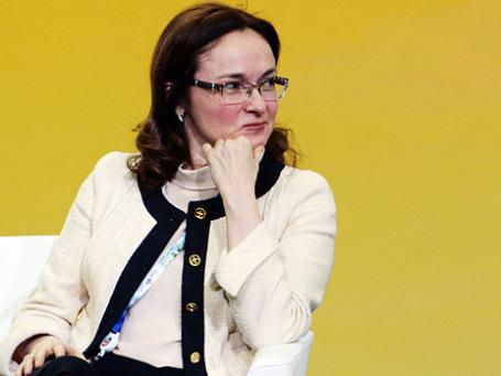 Помощник президента РФ Эльвира Набиуллина. Фото: РИА Новости