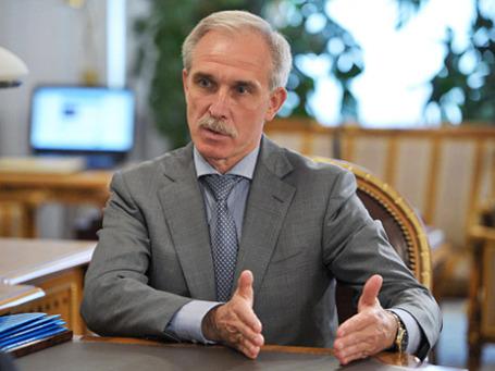 Губернатор Ульяновской области Сергей Морозов. Фото: РИА Новости
