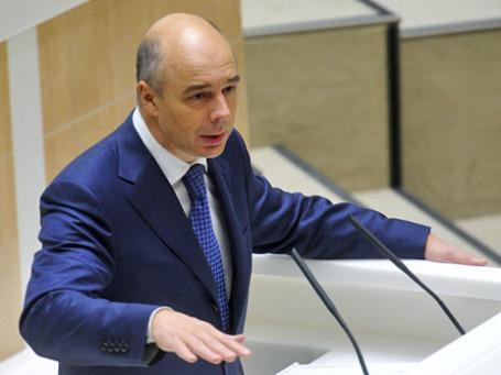 Министр финансов РФ Антон Силуанов. Фото: РИА Новости