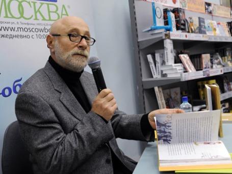 Писатель Григорий Остер. Фото: РИА Новости