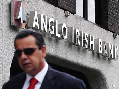 Отделение Anglo Irish Bank в Дублине. Фото: Reuters