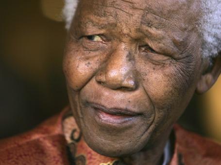 Нельсон Мандела. Фото: Reuters