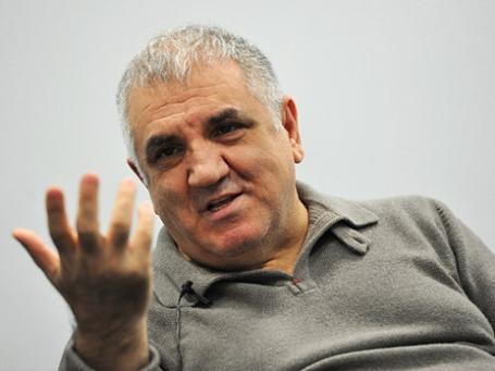 Российский журналист и издатель Арам Габрелянов. Фото: РИА Новости
