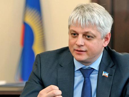 Председатель Мурманской областной Думы Василий Шамбир. Фото: duma.murman.ru