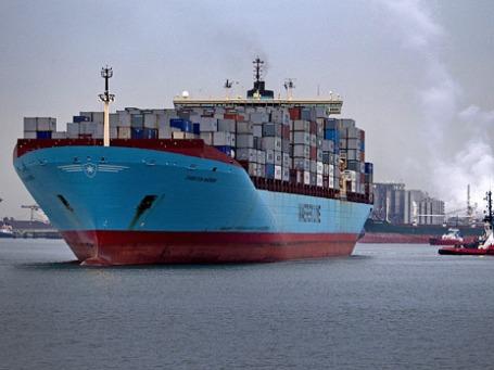 Порт Роттердам. Фото: Reuters