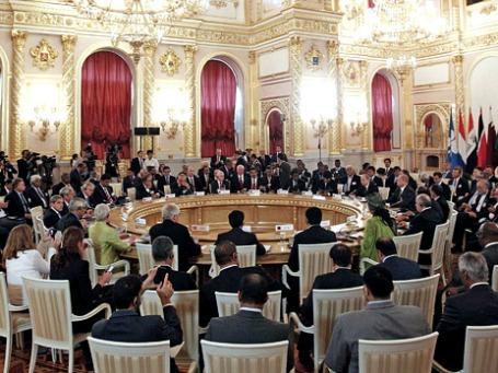 Участники саммита ОПЕК в Кремле. Фото: Reuters