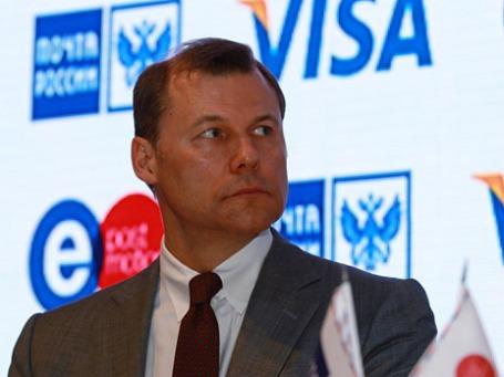 Генеральный директор ФГУП «Почта России» Дмитрий Страшнов. Фото: РИА Новости