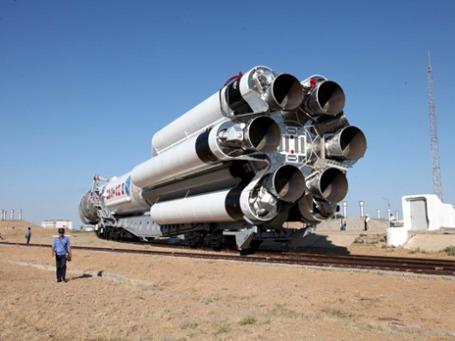 Ракетоноситель «Протон М». Фото: РИА Новости