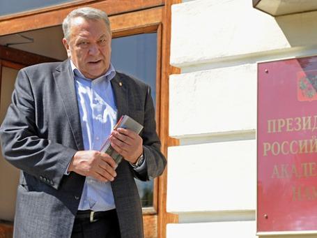 Президент РАН Владимир Фортов. Фото: ИТАР-ТАСС