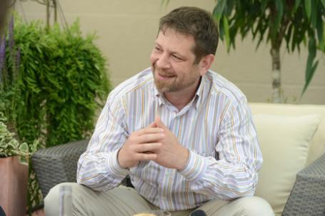 Председатель правления банка «Траст» Федор Поспелов