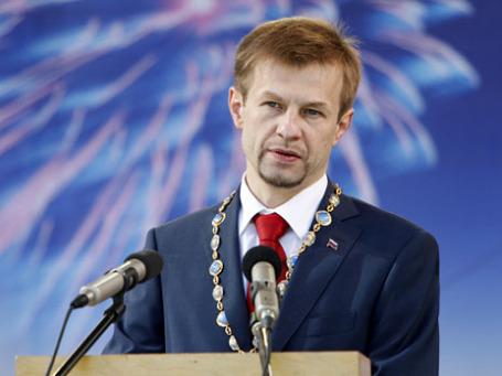 Мэр Ярославля Евгений Урлашов. Фото: РИА Новости