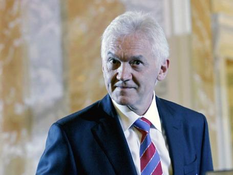 Председатель экономического совета Франко-российской торгово-промышленной палаты (ССIFR) Геннадий Тимченко. Фото: РИА Новости