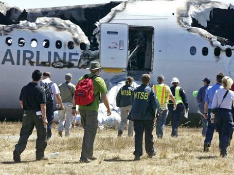 Крушение самолета Boeing 777. Фото: Reuters