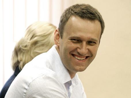 Оппозиционный политик Алексей Навальный. Фото: РИА Новости