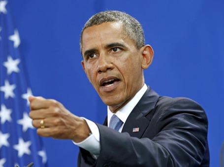 Президент США Барак Обама. Фото: Reuters
