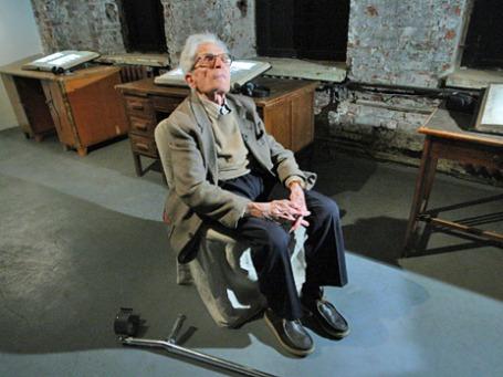 Историк, писатель, основатель и почетный президент Музея ГУЛАГа Антон Антонов-Овсеенко. Фото: РИА Новости