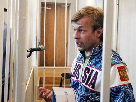 Евгений Урлашов. Фото: РИА Новости