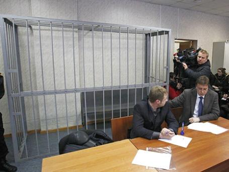 Заседание Тверского суда проходило в отсутствие подсудимых, один из которых мертв, другой — гражданин Великобритании, которого России не выдадут. Фото: Reuters