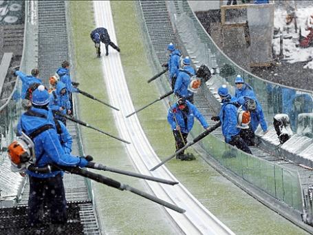 Иностранные сотрудники не будут работать в Сочи-2014. Фото: ИТАР-ТАСС