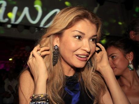 Гульнара Каримова. Фото: РИА Новости