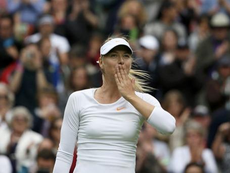 Мария Шарапова. Фото: Reuters