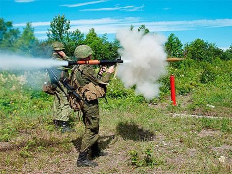 Проверка боевой готовности Восточного военного округа. Фото: mil.ru