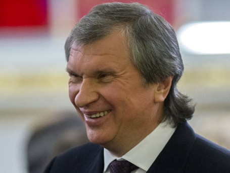 Глава «Роснефти» Игорь Сечин. Фото: РИА Новости