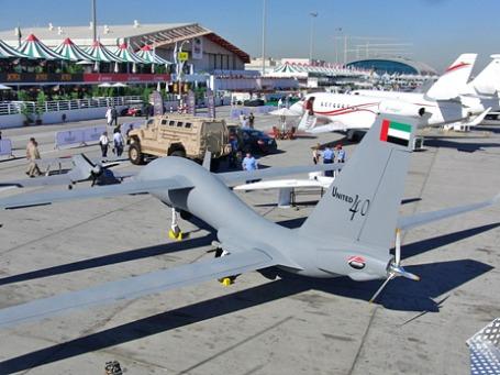 Беспилотник UNITED 40. Фото: adcom-systems.com