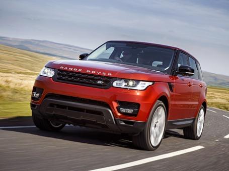 Range Rover Sport. Фото: jaguarlandrover.com