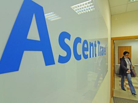Офис туристической компании «Ascent Travel». Фото: ИТАР-ТАСС