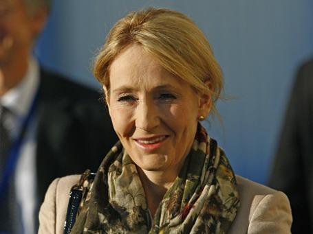 Британская писательница Джоан Роулинг. Фото: Reuters