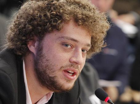 Блогер Илья Варламов. Фото: Reuters