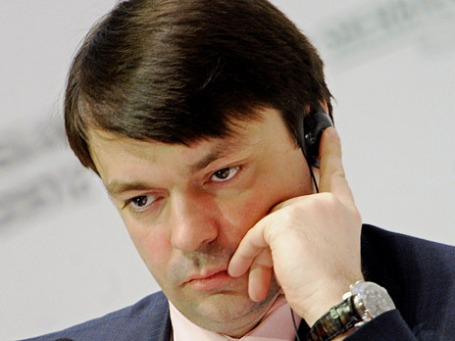 Генеральный директор «ФосАгро» Максим Волков. Фото: ИТАР-ТАСС