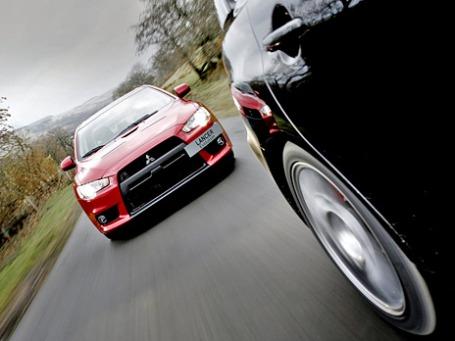 Mitsubishi Lancer Evolution. Фото: mitsubishi.com