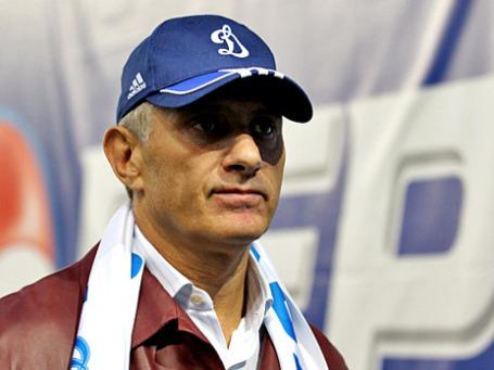 Президент ФК «Динамо» Борис Ротенберг. Фото: РИА Новости