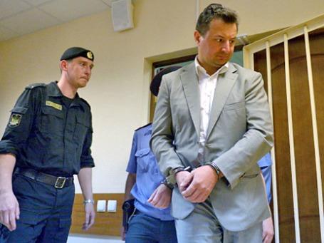 Председатель правления КБ «Росбанк» Владимир Голубков. Фото: РИА Новости