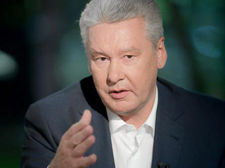 Врио мэра Москвы Сергей Собянин. Фото: РИА Новости