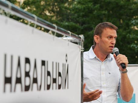 Кандидат в мэры Москвы Алексей Навальный на встрече с избирателями. Фото: ИТАР-ТАСС