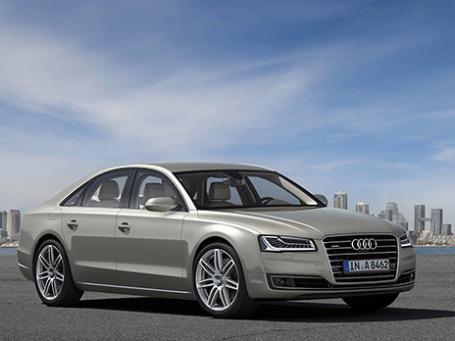 Audi A8. Фото: audi.com