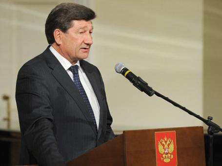 Мэр Омска Вячеслав Двораковский. Фото: РИА Новости