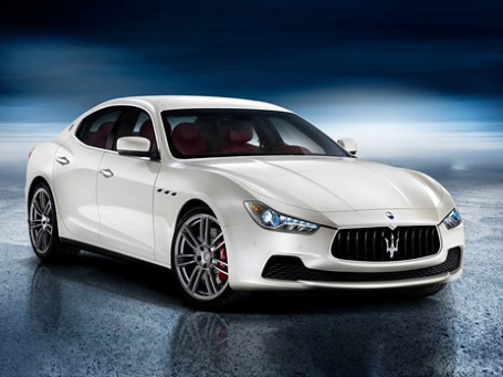 Maserati Ghibli. Фото: maserati.com
