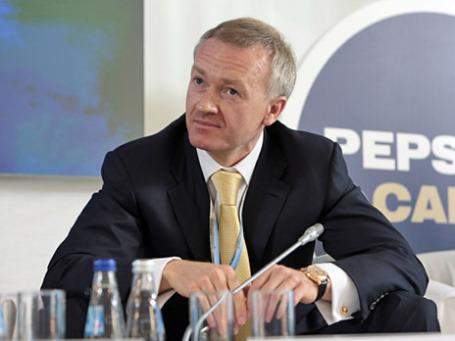 Генеральный директор компании «Уралкалий» Владислав Баумгертнер.  Фото: РИА Новости