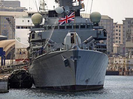 ВМФ Британии. Фото: Reuters