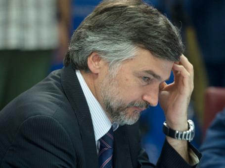 Заместитель министра экономического развития РФ Андрей Клепач. Фото: РИА Новости