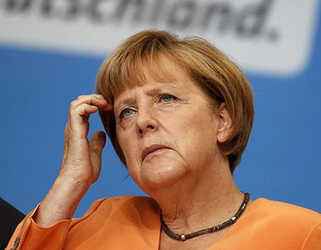 Федеральный канцлер Германии Ангела Меркель. Фото: Reuters