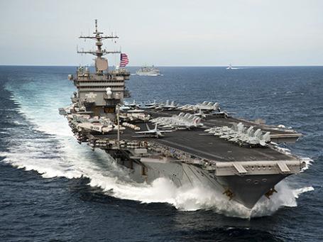 ВМФ США. Фото: Reuters